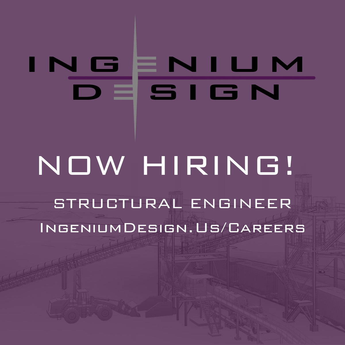 Now Hiring Structural Engineer